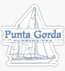 Punta Gorda Florida Sticker