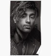 Zayn Malik VMAN Magazine Poster