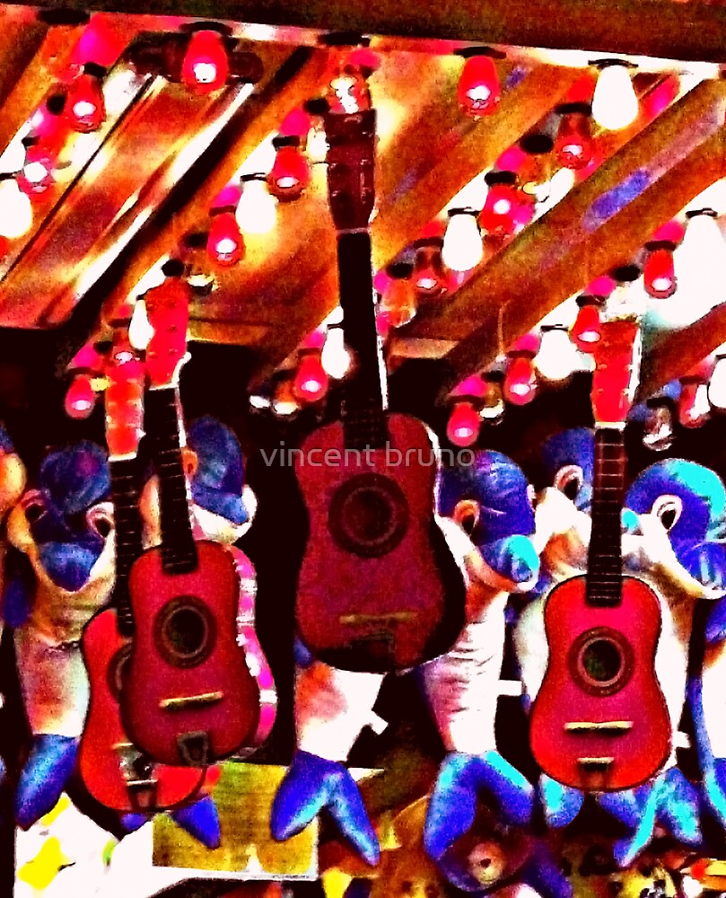 ukuleles by vincent bruno