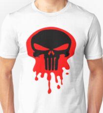 RED SKULL t´shirt  T-Shirt