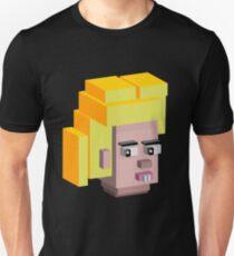 Girl Meme - Girl Meme in Voxel Graphic T-Shirt