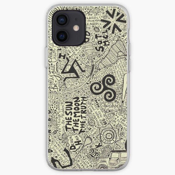 TeenWolf Coque souple iPhone