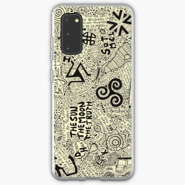 TeenWolf Samsung Galaxy Soft Case