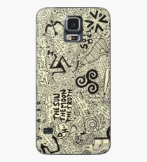 TeenWolf Case/Skin for Samsung Galaxy
