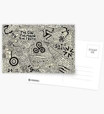 TeenWolf Postcards