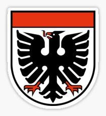 Aarau Coat of Arms, Switzerland Sticker