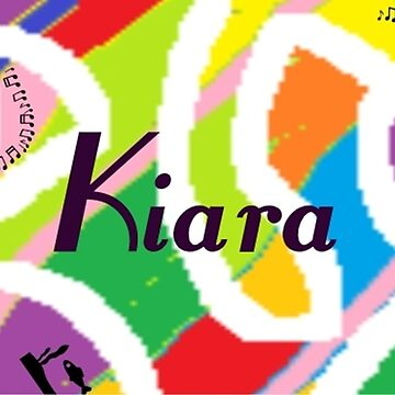 Kiara -original artwork to personalize your gift by myfavourite8