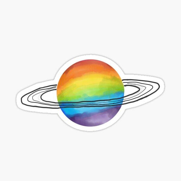 GAY SPACE Sticker
