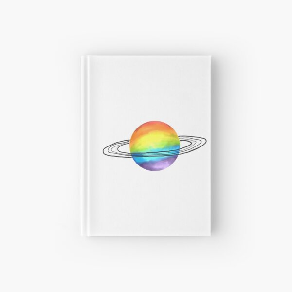 GAY SPACE Hardcover Journal