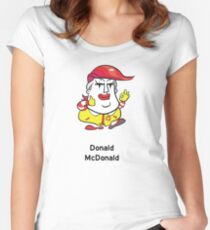 Donald McDonald Women's Fitted Scoop T-Shirt