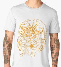 Giant Sea Monster Mustard | Myths Men's Premium T-Shirt