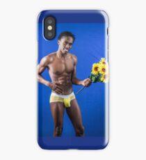 Sunflower Sexy iPhone Case/Skin