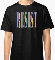 Resist -  Political slogan Classic T-Shirt