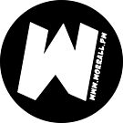 W Logo Inverted by Daimen Worrall