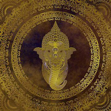 Ganesha by Leodis