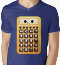 kawaii orange calculator T-Shirt