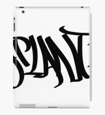 Atlanta Graffiti Tag iPad Case/Skin