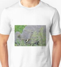 Elephant Hunger - Wildlife Happiness  Unisex T-Shirt