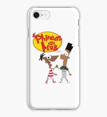 Phineas & Ferb iPhone Case/Skin