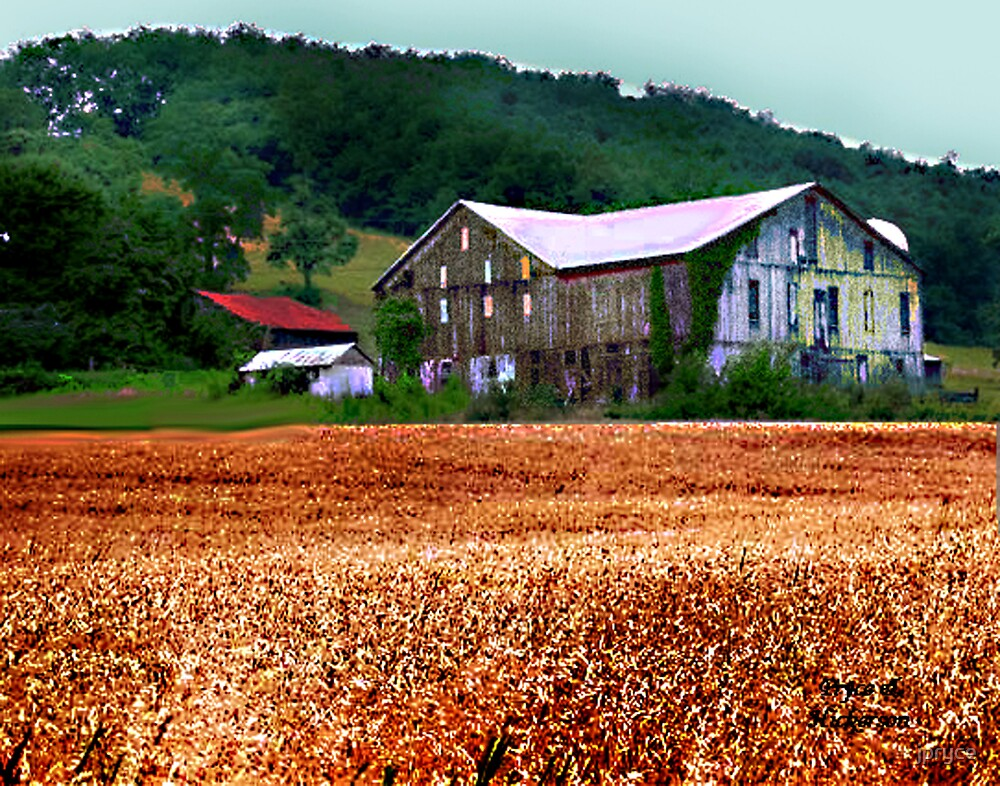Barn I by jpryce