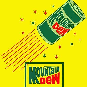 MOUNTAIN DEW 4 by marketSPLA