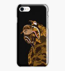Draped In Bape (Black) iPhone Case/Skin