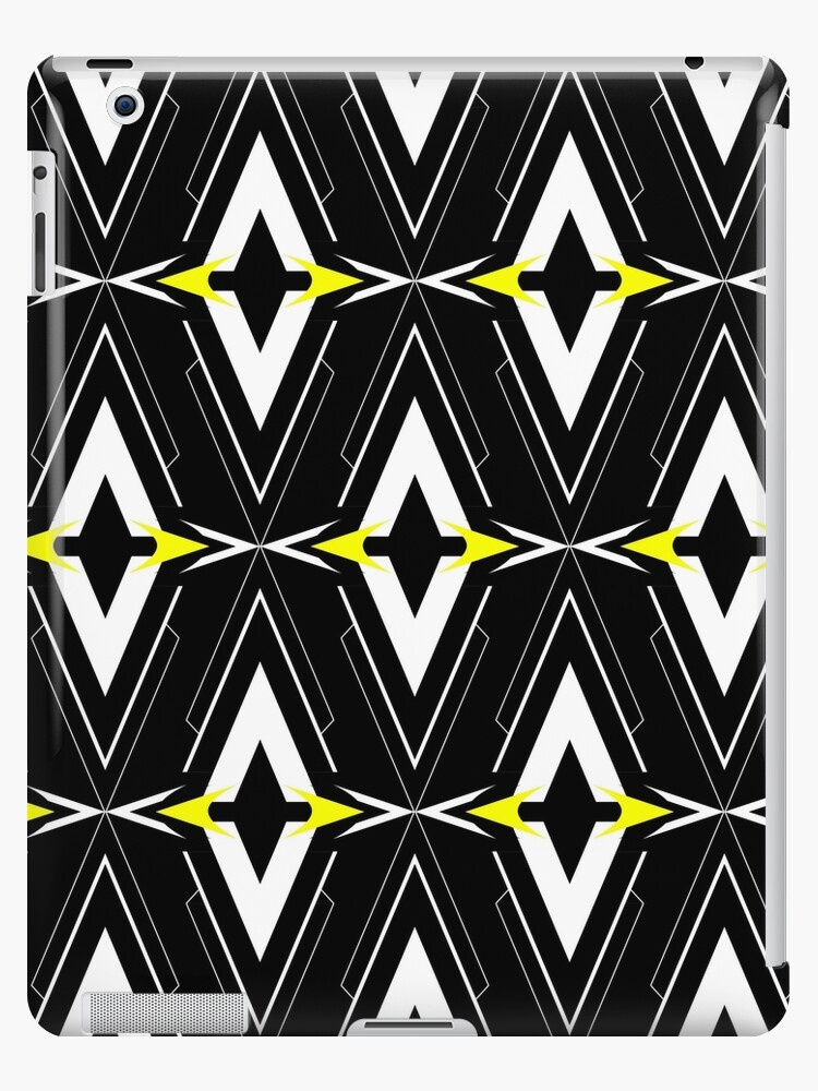 Scandinavian Aztec Pattern by MyArt23