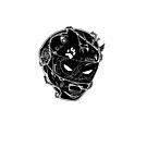 KILL SEZN: SKID LID (NEGATIVE) by cicadahaus