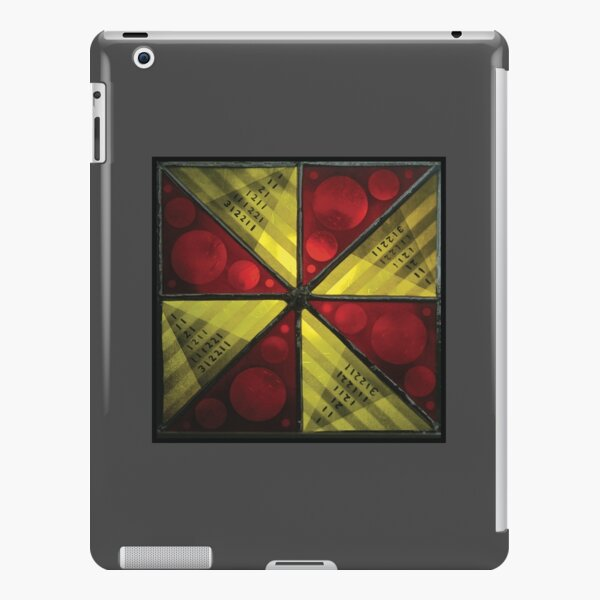 Look-and-Say Sequence Red iPad Snap Case