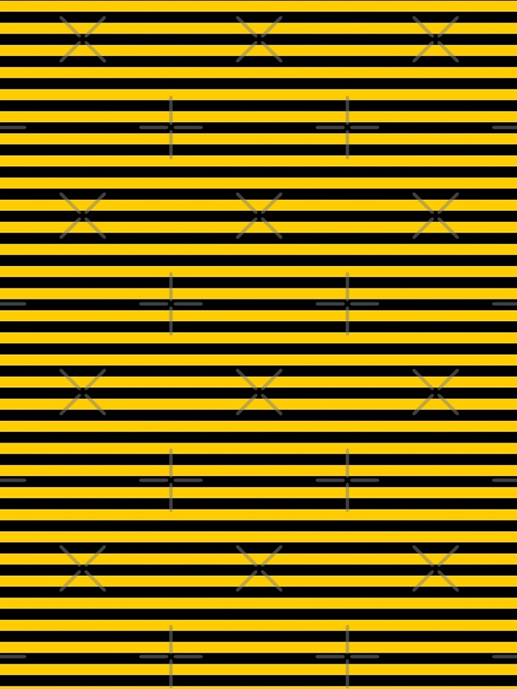 Black and Yellow Bee | Stripes | Halloween Outfit by koovox