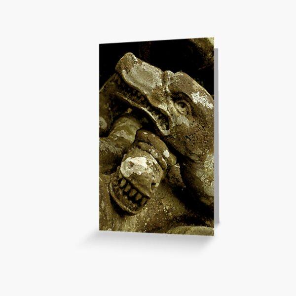Hydra Greeting Card
