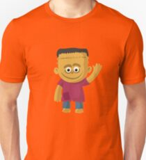 Happy Halloween Frankenstein T-Shirt