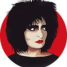 Women of Punk - Siouxsie Sioux by danellemichaud
