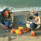 Sheringham Fishing Boats by newbeltane