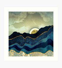 Post Eclipse Art Print