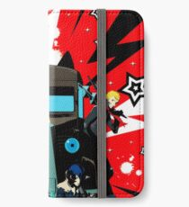 Persona 5 iPhone Wallet/Case/Skin