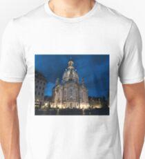 Frauenkirsche, Dresden. T-Shirt