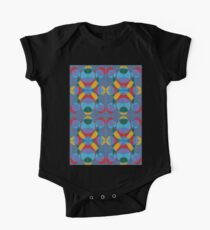 Summery Carribean Colors Kids Clothes