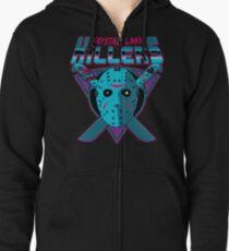 Crystal Lake Killers (NES Variant) Zipped Hoodie