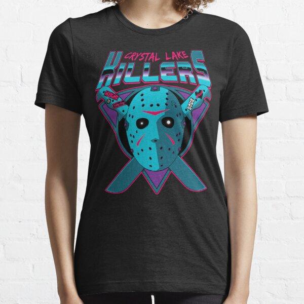 Crystal Lake Killers (Retro Variant) Essential T-Shirt