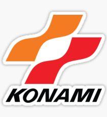 Konami Sticker