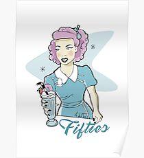 Fifties Poster