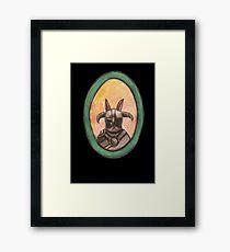Dragon's blood Framed Print