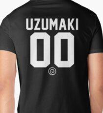 NARUTO UZUMAKI JERSEY (WHITE) T-Shirt
