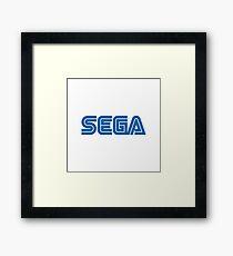 Sega Framed Print