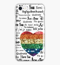 Love foreign languages iPhone Case/Skin