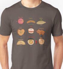 Pan Dulces Squad Unisex T-Shirt