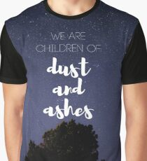 Dust and Ashes Graphic T-Shirt
