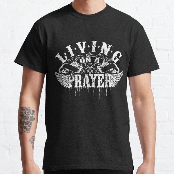 Viviendo en una oración Camiseta clásica