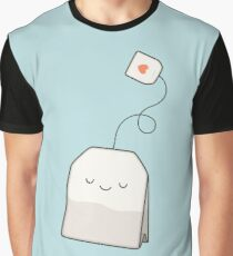 Tea time Graphic T-Shirt